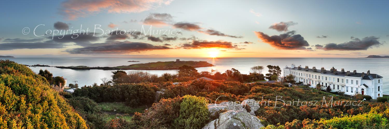Dalkey Island Sunrise