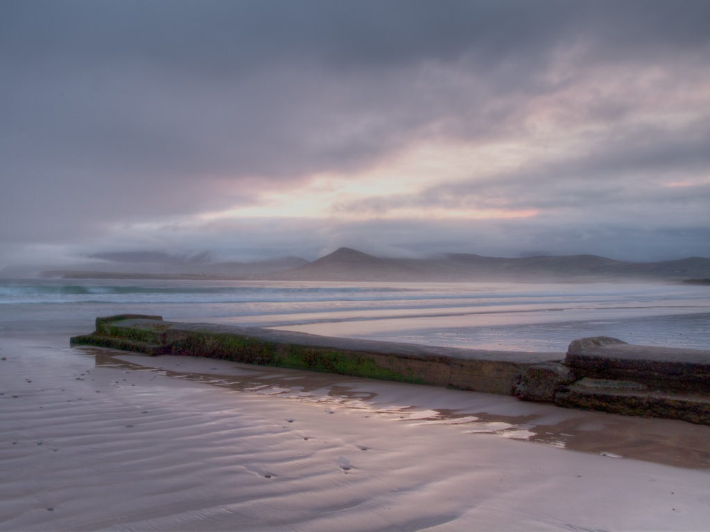Sunrise at Ballyferriter, Dingle